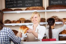 Azubi Bäckerei und Lebensmittelhandwerk